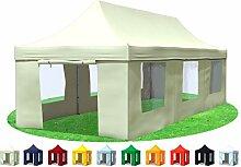Stabilezelte Faltpavillon 3x9 Meter Professional