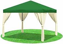 Stabilezelte Pavillon 3x3 Meter Sahara Polyester