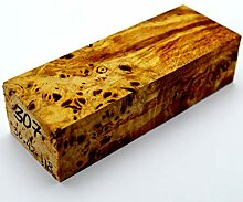 Stabilisiertes Wurzelholz Holzblock Drehklinge