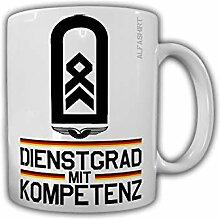 Stabsfeldwebel Rangabzeichen Abzeichen Kaffee