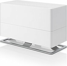 Stadler Form Design Luftbefeuchter Oskar Big mit integriertem Hygrostat, Raumgröße bis 100m², weiß