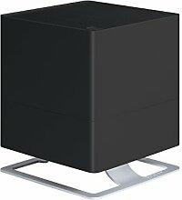 Stadler Form Design Luftbefeuchter Oskar mit integriertem Hygrostat, Raumgröße bis 50m², schwarz