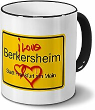 Städtetasse Berkersheim - Stadt Frankfurt am Main