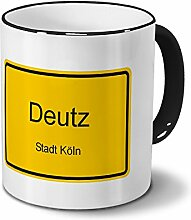 Städtetasse Deutz - Stadt Köln - Design
