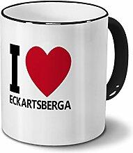 Städtetasse Eckartsberga - Design I Love