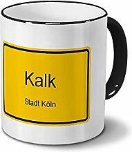 Städtetasse Kalk - Stadt Köln - Design
