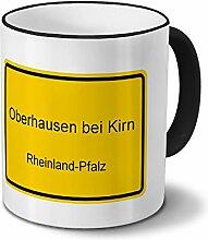 Städtetasse Oberhausen bei Kirn - Design
