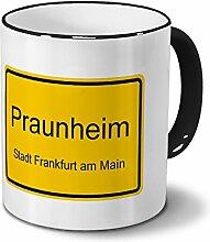 Städtetasse Praunheim - Stadt Frankfurt am Main -