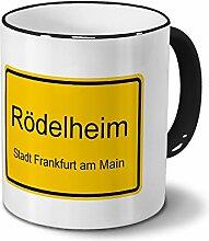Städtetasse Rödelheim - Stadt Frankfurt am Main