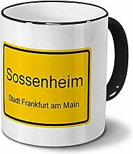 Städtetasse Sossenheim - Stadt Frankfurt am Main