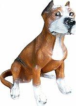 Staffordshire Bullterrier - Tierfiguren -