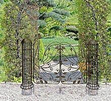 Stahl Pforte Tor Eingang Gartenpforte Tauntor
