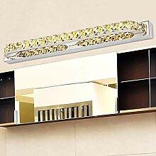 Stahl Spiegel-LED Edelstahl Scheinwerfer K9