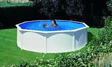 Stahlrahmen Pool Schwimmbad