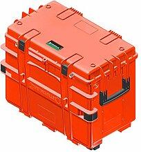Stahlwille Werkzeug-Trolley leuchtorange, 13217 LOR