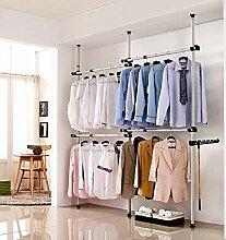 Stand Kleiderständer Garderobe Kleiderwäsche