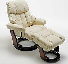 Standard-Relaxsessel mit Fußhocker
