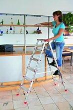 Standard-Stehleiter 2x6 Stufen Bockleiter
