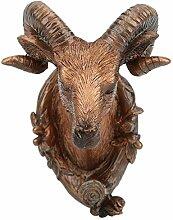 Standard Verarbeitung Kreative Tierkopf Dekoration