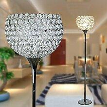 Standleuchten Einfache Moderne Kristall