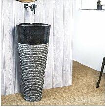 Standwaschbecken Vandemark aus Stein
