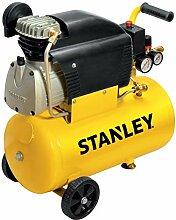 Stanley D211/8/24 Kompressor 24 l, 2Hp, Gelb, 24 kg