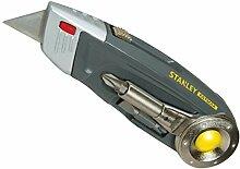 Stanley FatMax Multitool, Messer mit einziehbarer