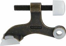Stanley Hardware 76.6325S766–325Scharnier Pin Türstopper, Messing antik