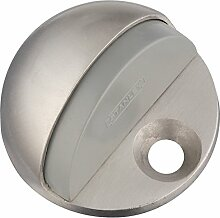 Stanley Hardware Low Rise Boden Türstopper, Satin Nickel # 750054