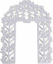 Stanzschablonen für Hochzeitstüren,