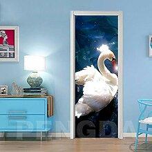 Staoxires™ 3D Zuhause Aufkleber Poster Aussicht