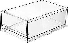 Stapelbare Organizer-Schublade, transparente
