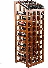 Stapelbare Wein Weinregal Aus Holz For Haus Bar