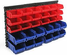 Stapelboxen Setzkasten Werkstatt Lagersystem