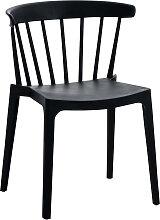 Stapelstuhl XL Filip-schwarz