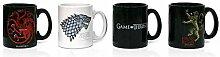 Star Bilder, Game of Thrones Espresso Tasse (Set