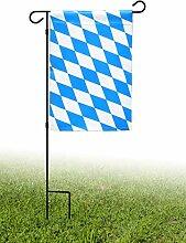 Star Cluster Garten Flagge/Garten Fahne mit
