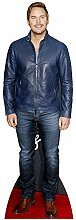 Star Cutouts, Chris Pratt (MTV Movie Awards Roter