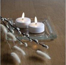 STAR TRADING LED-Kerze LED Teelicht realistisch