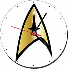 Star Trek Wanduhren Wall Clock 20cm