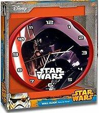 Star Wars 25cm Kinder Wanduhr - Darth Vader