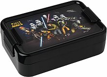 Star Wars 30500050 Rebels Brotdose Kunststoff,