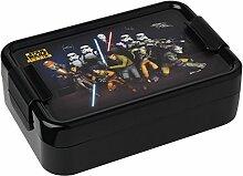 Star Wars 30500050Rebels Brotdose Kunststoff,