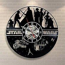 Star Wars 3D Hohl Aufnahme Uhr Hot Movies Thema