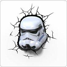 Star Wars 3D Nachtlicht Stormtrooper LED Lampe