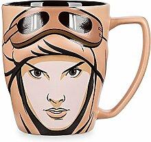 Star Wars 3D Rey Mug - Star Wars