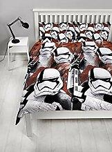 Star Wars Bettbezug mit passendem Kopfkissen