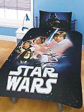Star Wars Bettwäsche EMPIRE 137x200 / 50x75 cm