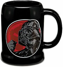 Star Wars Bier-Krug mit Darth Vader Motiv (max.