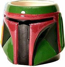 Star Wars Boba Fett Kaffeebecher - Boba Fett Tasse Trinkbecher Kaffee Becher